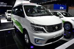 菱智M5 EV续航超200km 广州车展上市