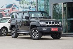 北京BJ40推柴油版车型 广州车展发布