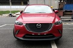 2017广州车展探馆:马自达CX-3实车曝光