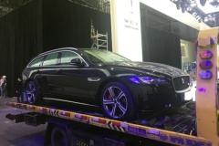 广州车展探馆:捷豹新XF Sportbrake