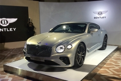 宾利全新欧陆GT国内首发 豪华再升级