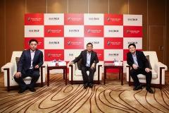 上汽荣威RX3上市媒体专访