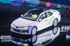 广汽丰田全新凯美瑞上市 售17.98万起