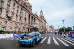 BMW i3领跑上马,改变一座城的生活方式