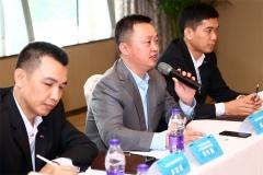 一汽海马举行广州车展福美来F7核心媒体沟通会