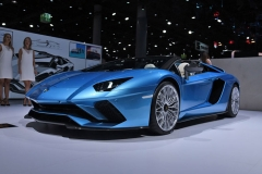 广州车展:兰博基尼Aventador S敞篷版上市