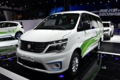 广州车展:菱智M5 EV售16.99万元