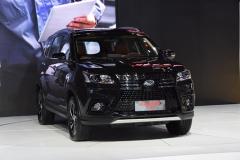 2017广州车展:北汽幻速S7售7.88万起