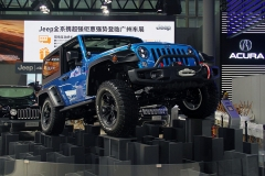 广州车展:Jeep牧马人限量版售69.99万起