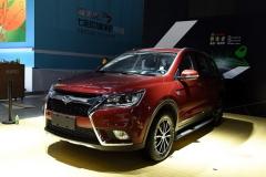 2017广州车展:新款北汽幻速S6X正式亮相