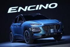2017广州车展:北京现代ENCINO正式亮相