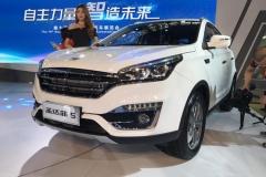 2017广州车展:华泰新款圣达菲5发布