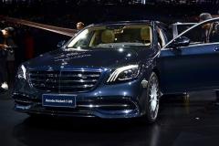 2017广州车展:奔驰S级新车型上市