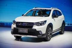 2017广州车展:启辰新款T70预售9-13万