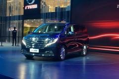 2017广州车展:广汽传祺GM8预售18万起