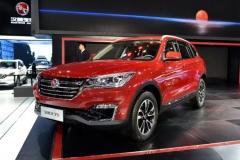 2017广州车展:汉腾X7S售9.98万元起