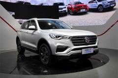 2017广州车展:汉腾X7 PHEV售22.98万起