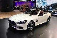 2017广州车展:奔驰SL 400特别版售120.8万