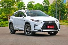 雷克萨斯RX新增车型上市 售55.00-75.50万
