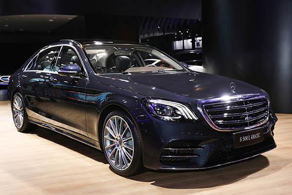2017广州车展最值得推荐的3款豪华车