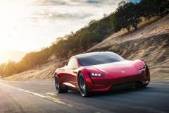 特斯拉Roadster国内接受预订 售133万起