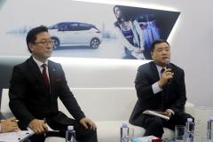 东风有限今年整车销售目标提升至150万台