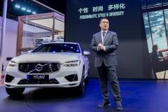 陈立哲:全新XC60物有所值 沃尔沃将迎产品大年