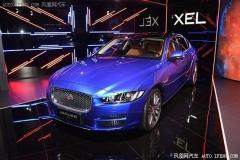国产捷豹XEL正式下线 12月15日上市