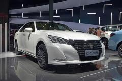 一汽丰田新款皇冠12月15日上市 取消2.5L动力