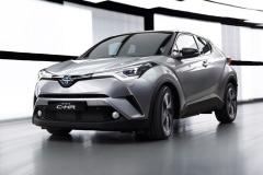 一汽丰田小型SUV奕泽 预计2018年上市