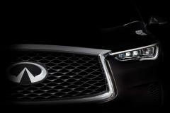 全新英菲尼迪QX50将于洛杉矶车展发布