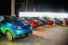 东风雷诺投入110台SUV加入TOGO途歌共享汽车