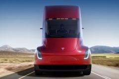 特斯拉公布Semi卡车预售价 15万美元起