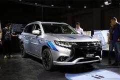 广汽三菱欧蓝德PHEV有望于2018年上市