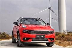 15.88万起售的领克01,对中国汽车意味着什么