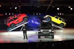 Jeep全新牧马人发布 将搭2.0T发动机