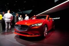 新车图解:新款马自达阿特兹 增2.5T发动机