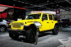 新车图解:全新一代Jeep牧马人 智能进化