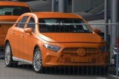 奔驰确认将推AMG A35 史上最低售价AMG车型