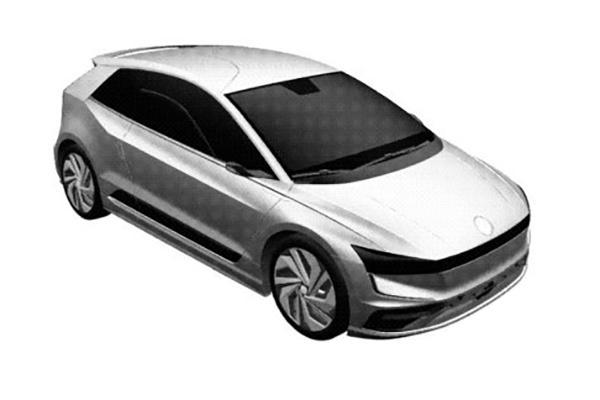 大众Gen.E概念车专利图露出 续航超400km
