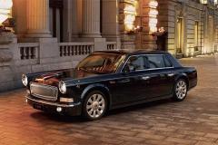 红旗L5定制版预售600万 搭6.0L V12发动机