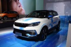 猎豹CS9新车型正式上市 售价9.38万起