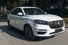 宝沃BX7纯电动车申报图曝光 明年上市