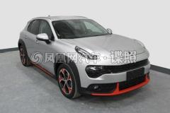 领克02将于3月26日发布 轿跑风格SUV