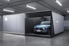 蔚来汽车3分钟就搞定换电的换电站能解决新能源汽车续航问题吗?