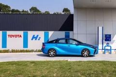 日本三大汽车巨头联手在日布局加氢站