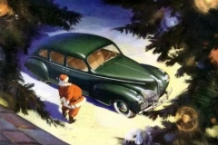 80年前的汽车广告人如何蹭圣诞热点?