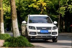野马T70S新增车型上市 售8.98万元