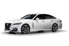 皇冠概念车Modellista 量产基本定型