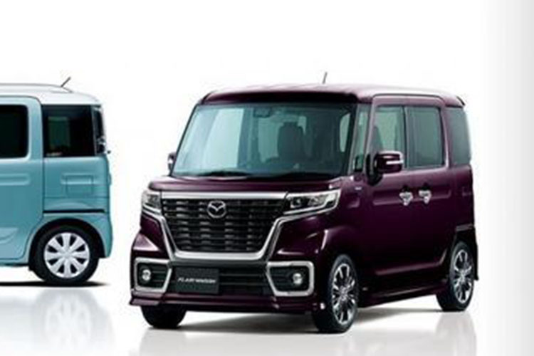 马自达Flair Wagon将于日本上市 轻混动力